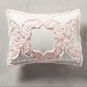 Anthropologie Claremore Standard Sham